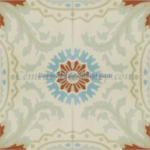 Gạch bông – Encaustic cement tile – CTS-301