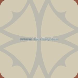 Gạch bông – Encaustic cement tile – CTS-61.1