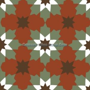 Gạch bông – Encaustic cement tile – CTS-3.1