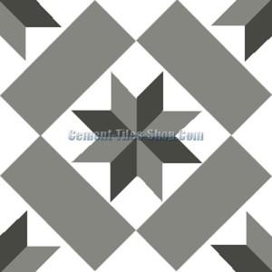 Gạch bông – Encaustic cement tile – CTS-11.1