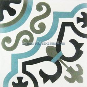 Gạch bông – Encaustic cement tile – CTS- 53.1