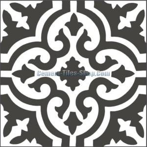 Gạch bông – Encaustic cement tile – CTS-1.7