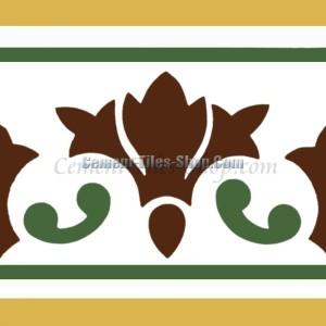 Gạch bông – Encaustic cement tile – CTS-116-B