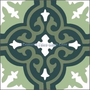 Gạch bông – Encaustic cement tile – CTS-01.1