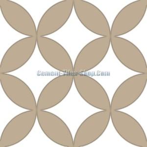 Gạch bông – Encaustic cement tile – CTS-6.5