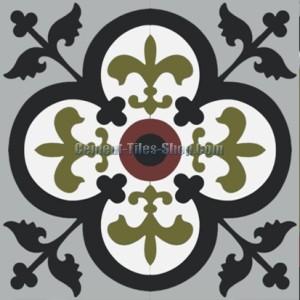 Gạch bông – Encaustic cement tile – CTS-15.3