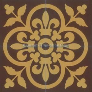 Gạch bông – Encaustic cement tile – CTS-15.4