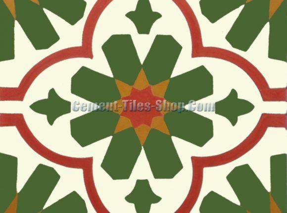 Gạch bông – Encaustic cement tile – CTS-16.1
