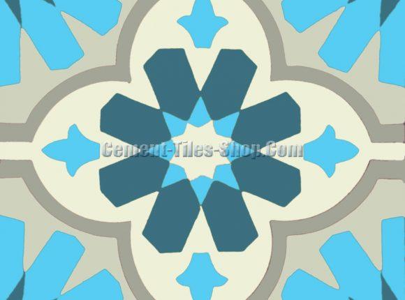 Gạch bông – Encaustic cement tile – CTS-16.3