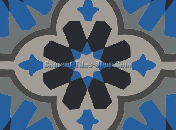 Gạch bông – Encaustic cement tile – CTS-16.4