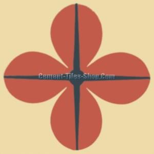 Gạch bông – Encaustic cement tile – CTS- 10.1