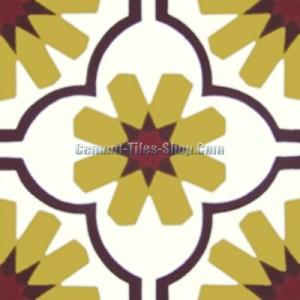 Gạch bông – Encaustic cement tile – CTS-16.6