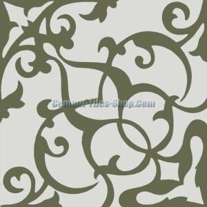 Gạch bông – Encaustic cement tile – CTS- 52.1