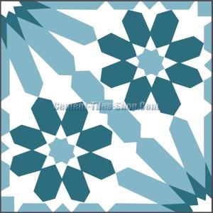 Gạch bông – Encaustic cement tile – CTS-19.1