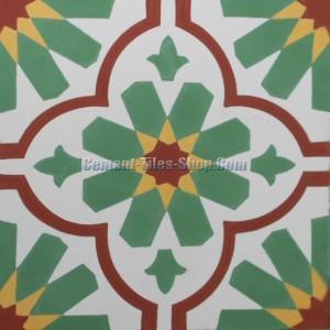 Gạch bông – Encaustic cement tile – CTS- 16.2