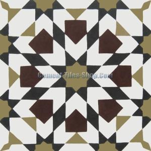 Gạch bông – Encaustic cement tile – CTS- 56.1