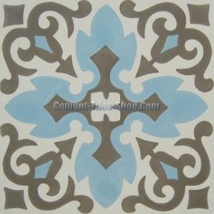 Gạch bông – Encaustic cement tile – CTS- 18.4