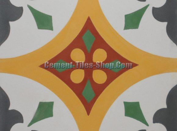 Gạch bông – Encaustic cement tile – CTS- 57.1