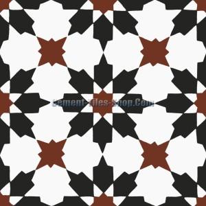 Gạch bông – Encaustic cement tile – CTS-3.4