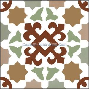 Gạch bông – Encaustic cement tile – CTS-33.1