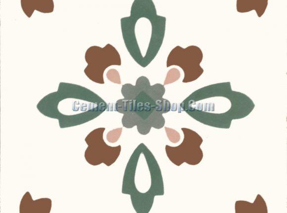 Gạch bông – Encaustic cement tile – CTS-74.1