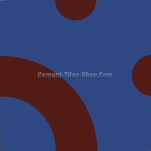 Gạch bông – Encaustic cement tile – CTS-75.1