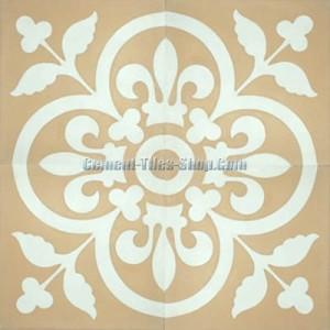 Gạch bông – Encaustic cement tile – CTS-15.5