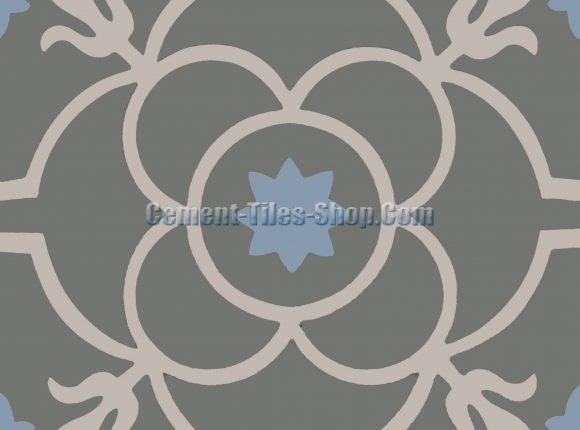 Gạch bông – Encaustic cement tile – CTS- 51.2