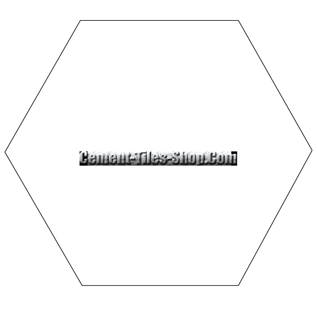 Gạch bông lục giác CTS